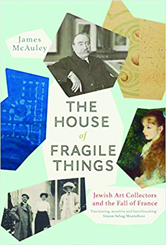The House of Fragile Things James McAuley