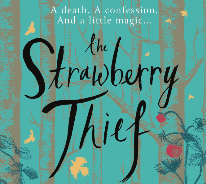 The Strawberry Thief by Joanna Harris