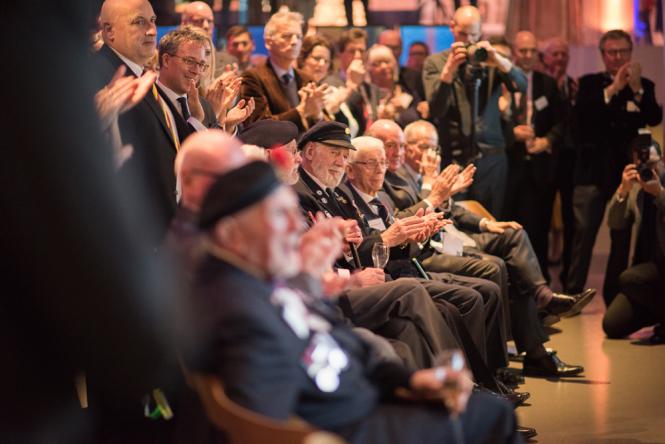 Veterans of the landings