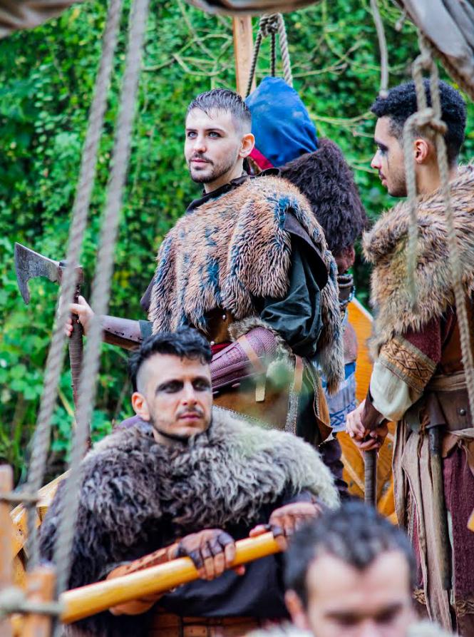 Viking team