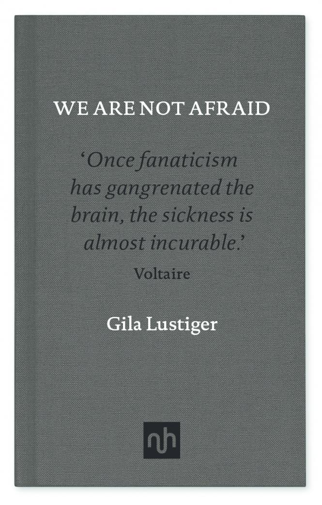 We Are Not Afraid - Gila Lustiger
