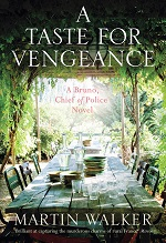 A Taste for Vengeance book by Martin Walker