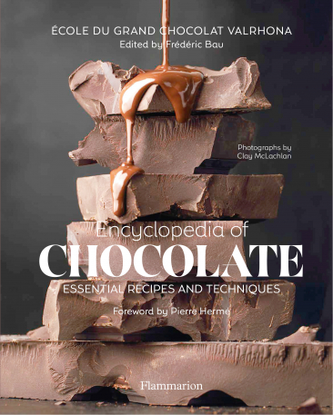 Encyclopedia of Chocolate_cover Frederic Bau