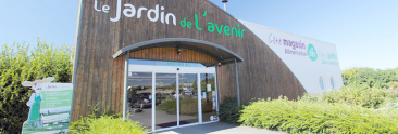 Jardin de l'Avenir shop