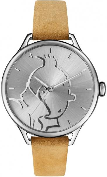 Tintin classic camel watch