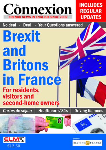 Brexit and Britons in France helpguide for residents, visitors and second-home owners
