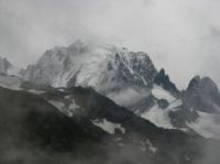 A power cable blew down on the Mont Blanc