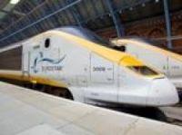 Eurostar services disrupted