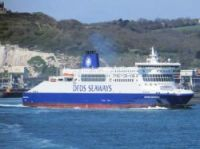 Dover Seaways photo: Roel Hemkes