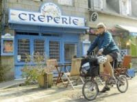 Crepes top the food list not seafood - Photo: CRTB-E Berthier