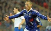France international Karim Benzema