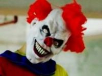 Evil clowns have been reported all over France