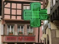 The vast majority of pharmacies are closed