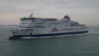 A MyFerryLink ferry