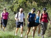 Nordic walking is 10 years old in France
