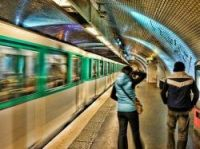 Police say the gang is behind two thirds of thefts on the Paris metro