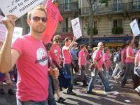Half a million at Paris gay pride