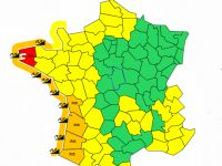 Finistère is on red alert
