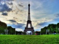 Eiffel Tower - Photo: HDR