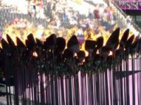 The Olympic Flame was extinquished and readied for Rio in 2016 - Photo: Williamsdb/Flickr