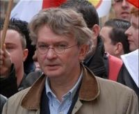 Jean-Claude Mailly of the FO