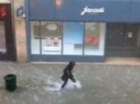 Storm hits Calvados