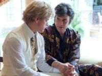 Matt Damon and Michael Douglas in Behind the Candelabra - Photo: AFP/Home Box-Office
