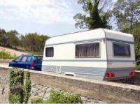 Caravans need lights, not reflectors in France