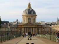 The event will be at the Institut de France building