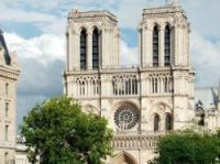 Notre-Dame has 14 million visitors a year