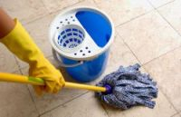 In 64 per cent of couples women do the cleaning
