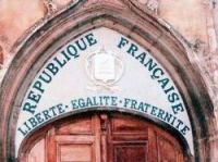 Secularism is seen as a key value of the French state