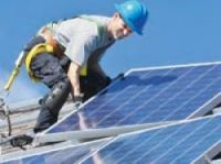 Signing up for solar panels?