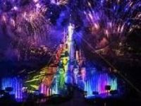 The Disney Dreams show is the park's new big attraction