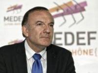 Medef chief Pierre Gattaz