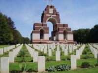 The Thiepval Memorial will be the site of one of the events