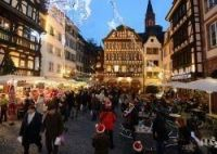 French city on German border is number one in Europe-wide poll - with Lille in fourth place