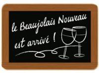 Beaujolais Nouveau has arrived