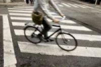 Ignoring one-way signs, red lights and pedestrian crossings could cost cyclists €57