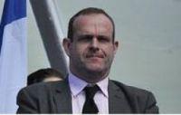Steeve Briois, the FN mayor of Henin-Beaumont