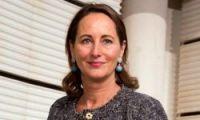 France's environment minister Ségolène Royal