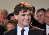 Economy minister Arnaud Montebourg