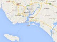 The Ile de Groix is off Lorient in Morbihan