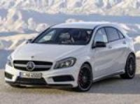 Mercedes A-class cars banned