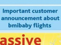 BMI Baby is to cease operations in September