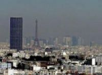 Air pollution in Paris exceeded maximum levels for five consecutive days in March