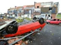 €300k aid for tornado victims
