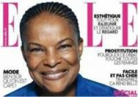 Magazine puts models aside and picks minister 'whose journey is that of a woman who never posed as a