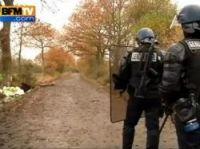 Notre-Dame-des-Landes - screengrab BFMTV