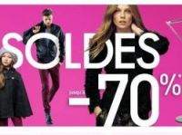Sales prices are running at 70 per cent off - Screengrab: La Redoute